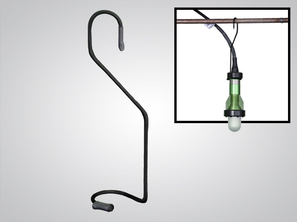 drop light, hook, hook mount, drop light hook, The STRIKER™, striker, accessory, 8100