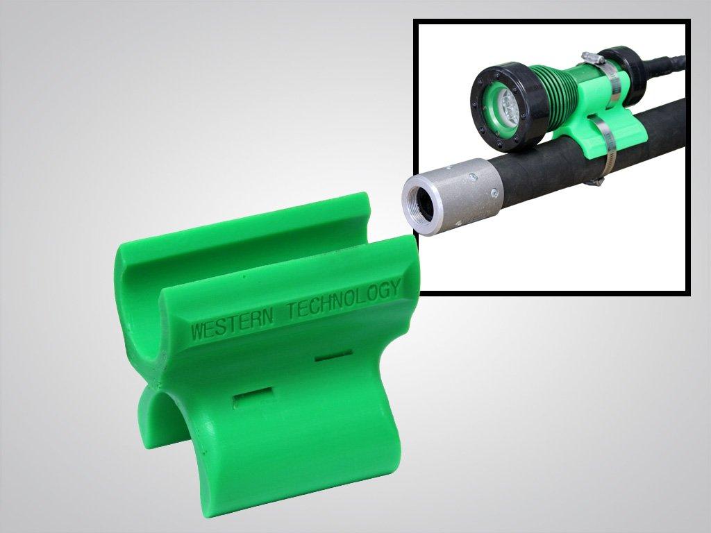 stanchion, blast hose, blast hose stanchion, blast light stanchion, light stanchion, 3112B, 8100
