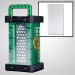 blast shield, 9610BlastShield-1, replaceable, accessories, accessory, The BRICK, BRICK®, brick, light, explosion proof, led light