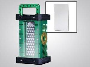 blast shield, 9610BlastShield-1, replaceable, accessories, accessory, The BRICK, BRICK®, brick, light, explosion proof, led light