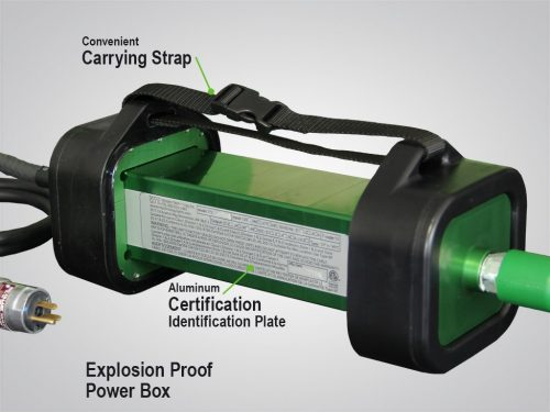 c-model, BRICK, gen 3, system, 9610C, 9610C_X, portable, explosion proof power box