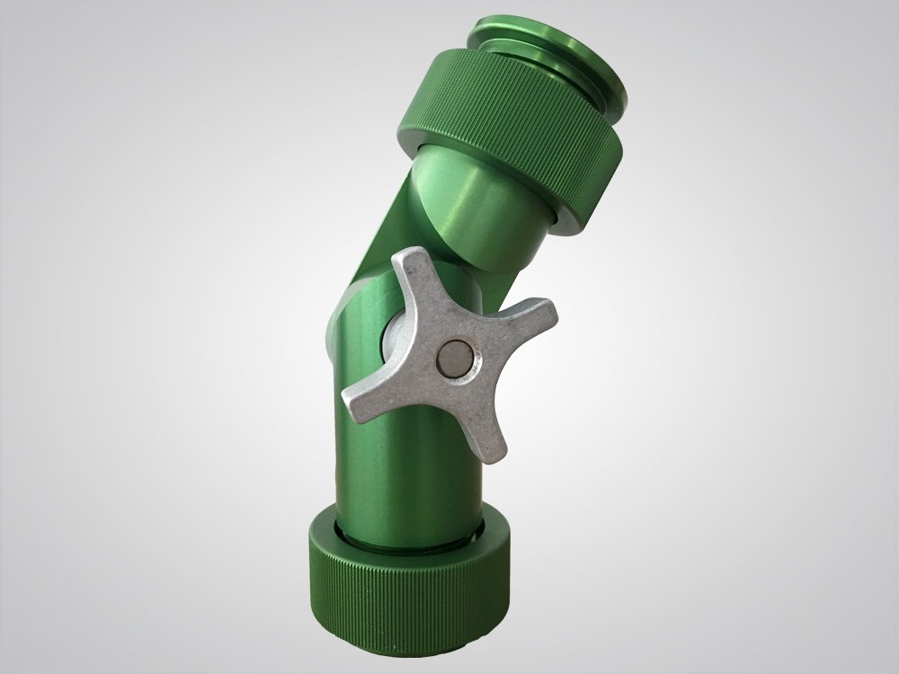 mechanical, knuckle, mounting, options, BRICK®, 9610, brick, LED, portable explosion proof area light, Western Technology