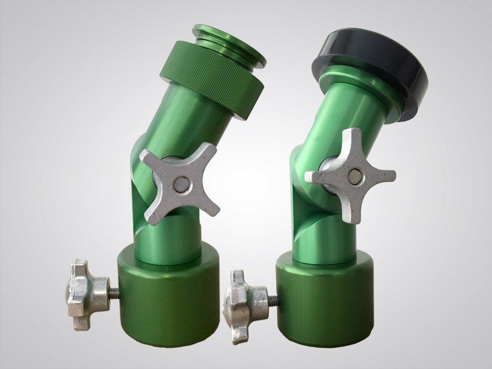 quadpod, handcart, knuckles, mechanical, magnetic, BRICK, mounting knuckles