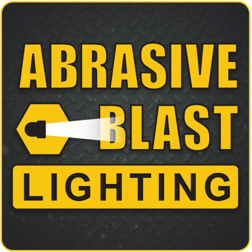 abrasive blast lighting, abrasive blast lights, blast lights, hose-mounted blast lights, western technology, lights, lighting, sandblasting, blast hose lighting, products, product category, icon