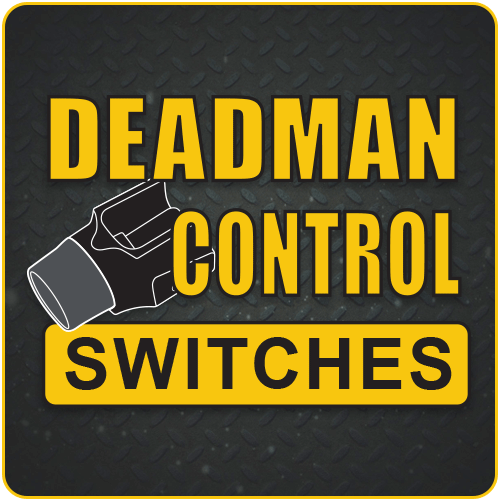 deadman control switches, deadman controls, deadman switches, electric deadman controls