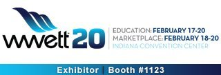 exhibitor, booth 1123, wwett20, WWETTshow, february 18-20, 2020, indiana, portable led work lights, abrasive blast lights, deadman controls, wwtp, water, wastewater, treatment, transporation, show, expo hall