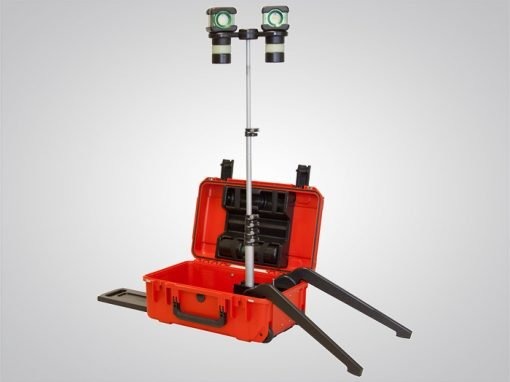 Air-Light® EX, air-light ex, battery-powered explosion-proof arealight, lowered