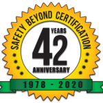 celebrating, safety beyond certification, 42 year, anniversary, 1978-2020, western technology
