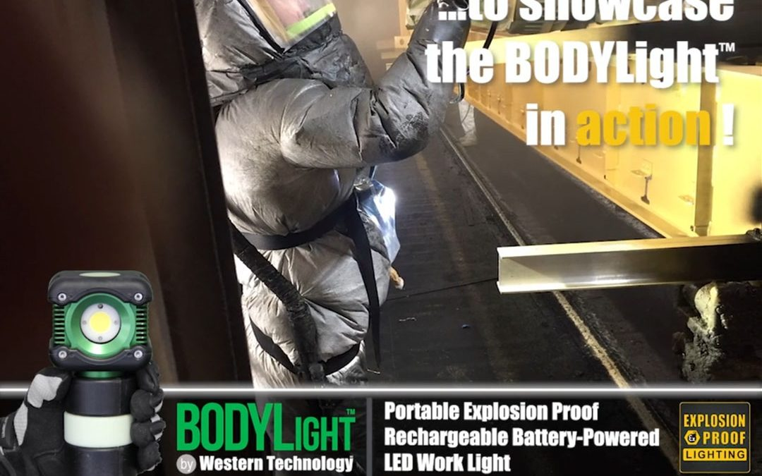 Product in Action: BODYLight Paint Booth Demo