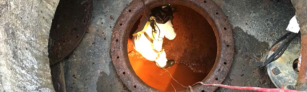 underground fuel storage tank cleaning, header image,