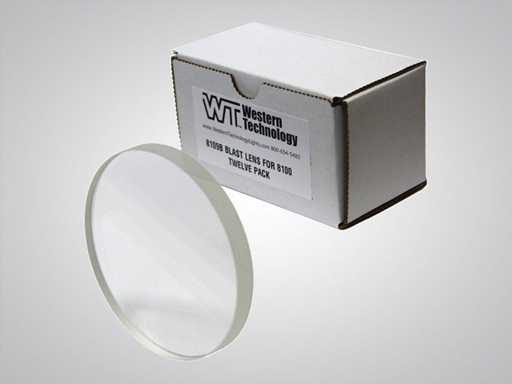 8109B, blast lens, 8100, twelve pack, 12, box of 12, replacement, replaceable, The STRIKER™, striker,