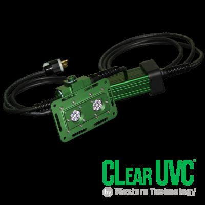 8800, clear uvc, CLear UVC™, hvac unit, germicidal ultraviolet light for hvac, ultraviolet light air cleaning