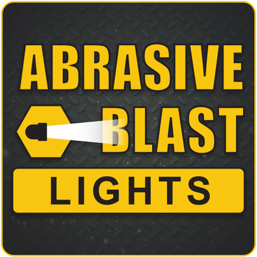 abrasive blast lights, blast lights, hose-mounted blast lights, sandblasting lights, blast hose lighting, products, product category, icon, western technology