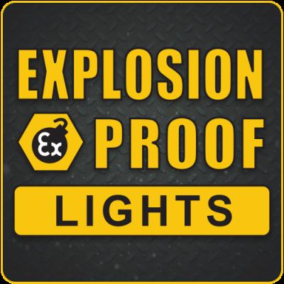Portable Explosion Proof LED Work Lights