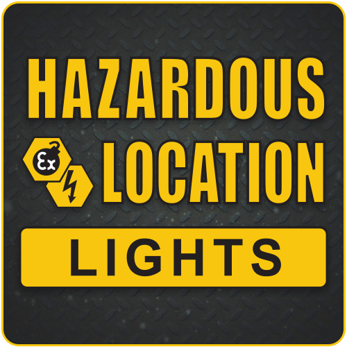hazardous location lights, product category, class 1 div 1, portable work lights from Western Technology, explosion proof lights, intrinsically safe lights