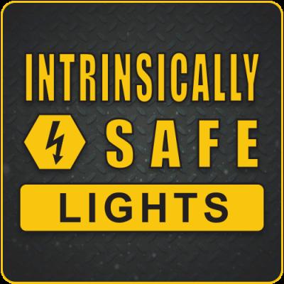 Intrinsically Safe Explosion Proof LED Work Lights